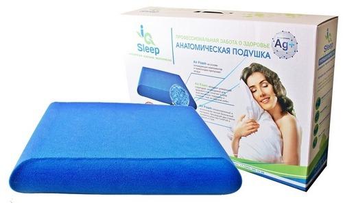 ортопедическая подушка при шейном остеохондрозе как правильно