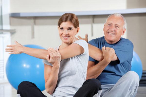 плечевой периартрит лечебная гимнастика методика попова