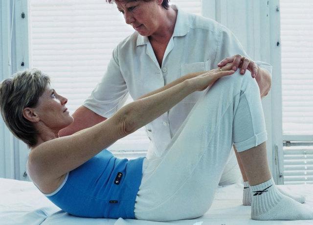 шейный остеохондроз гимнастика в домашних условиях видео
