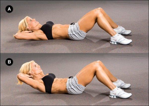 упражнения для грудного отдела позвоночника при остеохондрозе