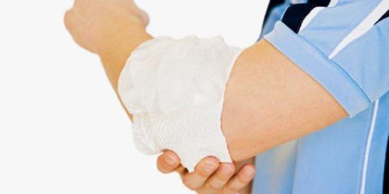 бурсит локтевого сустава лечение народными средствами