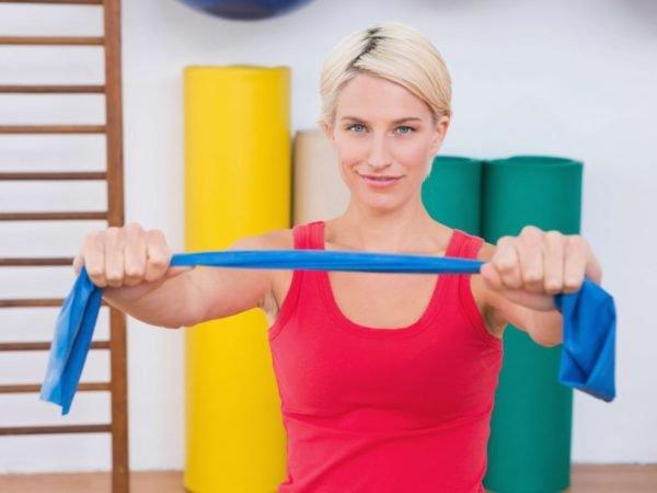 физические упражнения при плечелопаточном периартрите