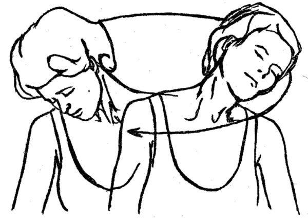гимнастика при шейном остеохондрозе в домашних условиях