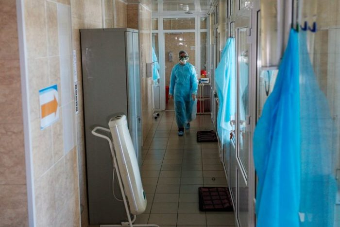 коронавирус в санкт петербурге