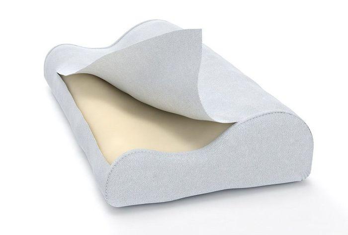 ортопедическая подушка при шейном остеохондрозе отзывы