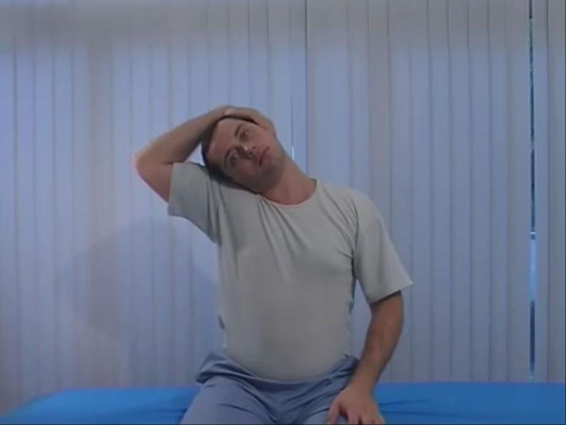 шишонин гимнастика для шеи остеохондроз шейный видео