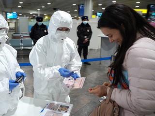 страны закрытые из за коронавируса