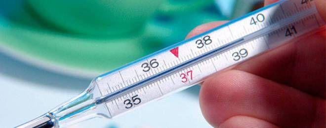 температура при коронавирусе