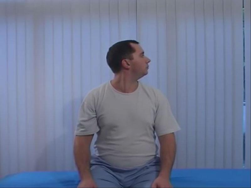 упражнения для шеи при остеохондрозе доктора шишонина