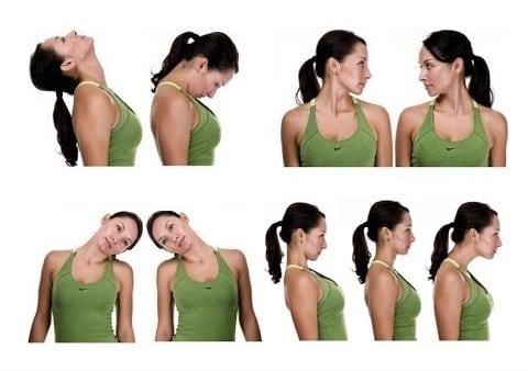 упражнения при остеохондрозе спины в домашних условиях